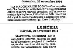 1994-Novembre-27-la-Sicilia_Macchina-dei-sogni