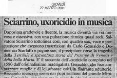 2001-Marzo-22-Roma-Spettacoli