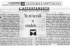 2001-Marzo-22-Stampa