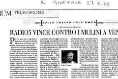2005-Marzo-27-Giornale